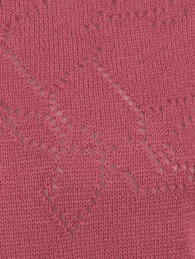 Dress In Pullover mit Ajourstrick