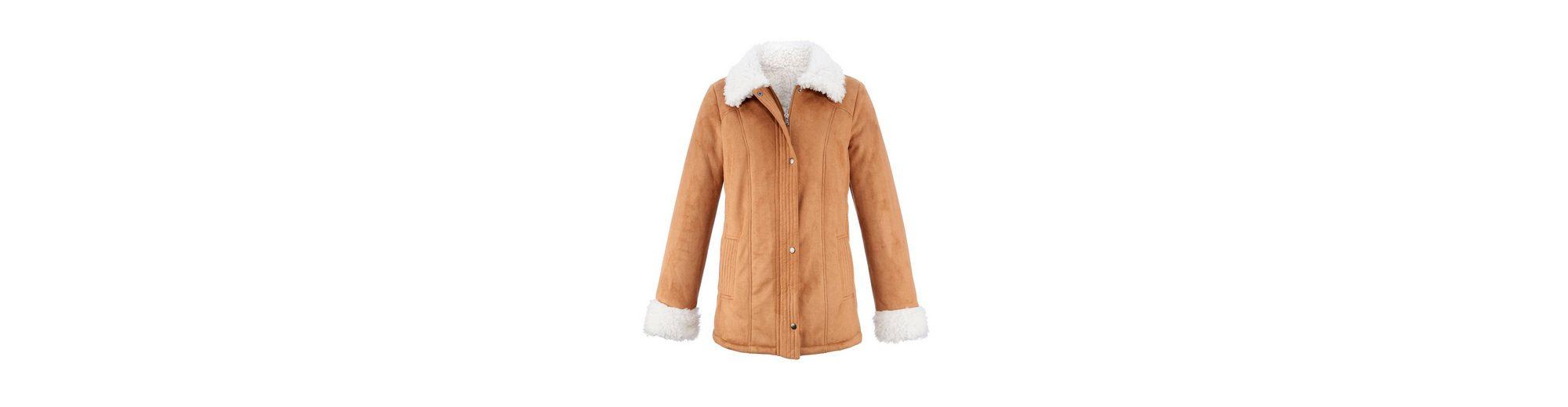 Mona Jacke aus Lammfellimitat Verkauf Amazon 2018 Neueste Preiswerte Online Freies Verschiffen Hohe Qualität Rabatt Mode-Stil Rabatt Schnelle Lieferung lvxdvWNuWt