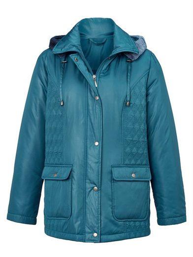 Paola Jacket With Detachable Hood