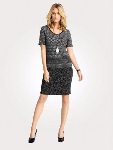 Mona Kleid aus Jersey