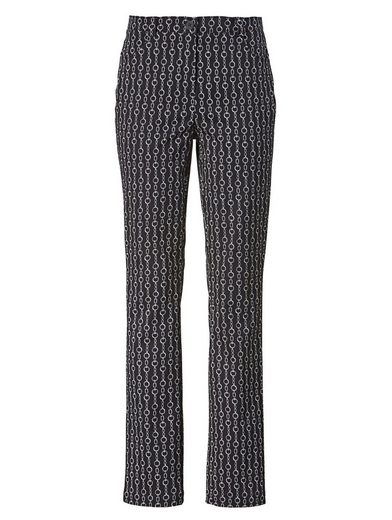 Mona Trousers With Chain Pressure