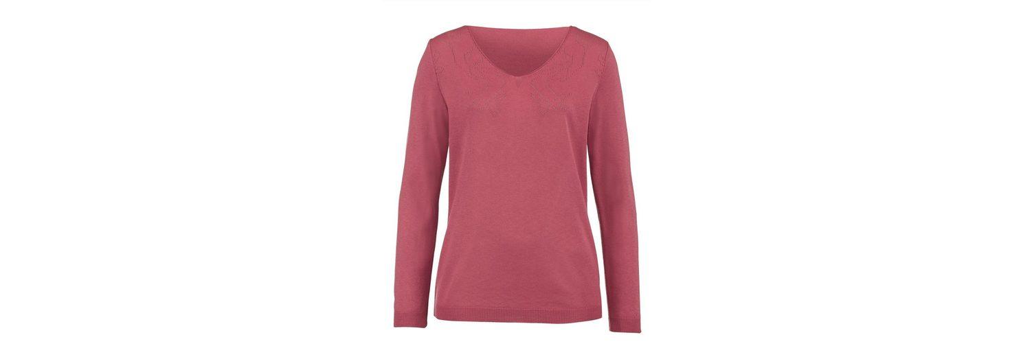 Liefern Online Heißen Verkauf Günstig Online Dress In Pullover mit Ajourstrick Perfekte Online w50a8xcaI