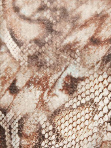 Mona Shirt mit Reptildruck
