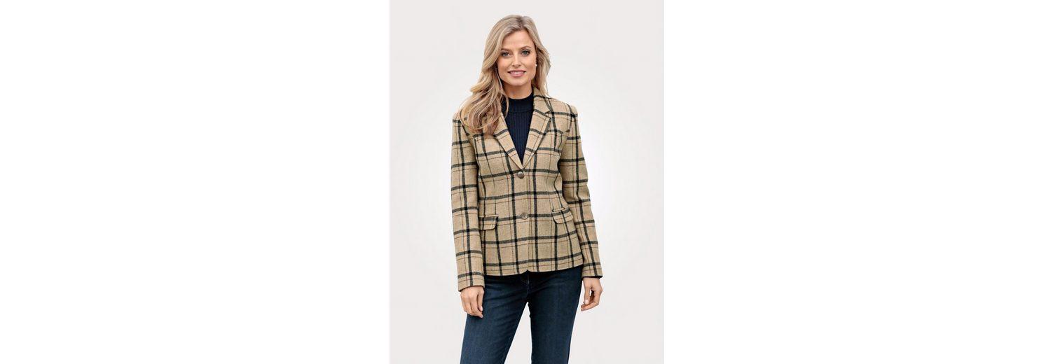 Bilder Im Internet Verkauf 2018 Mona Blazer aus reinster Wolle kPuuL