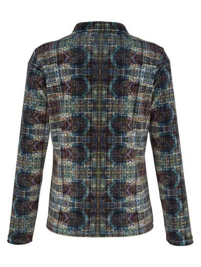 Mona Shirt aus weichem Samt-Jersey