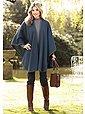 Mona Cape mit wärmender Wollbeimischung, Bild 5