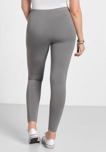 sheego Basic Leggings