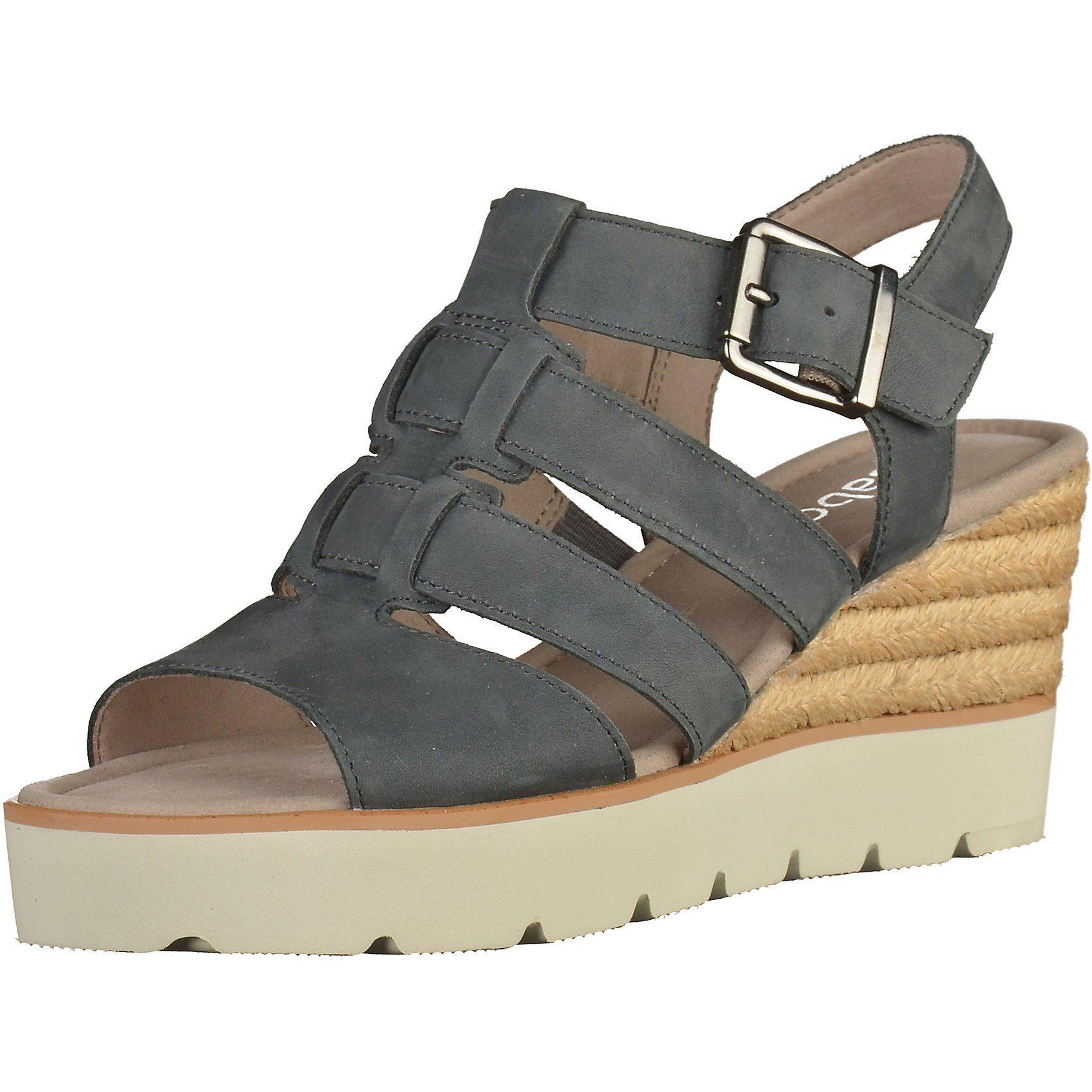 Gabor Sandalen online kaufen  blau