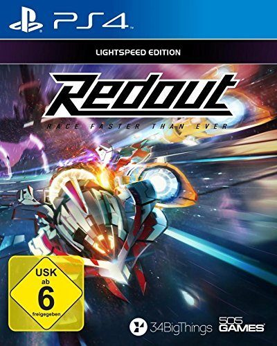 505 Games Playstation 4 - Spiel »Redout«