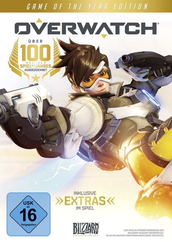 Blizzard PC - Spiel »Overwatch - Game of the Year Edition«