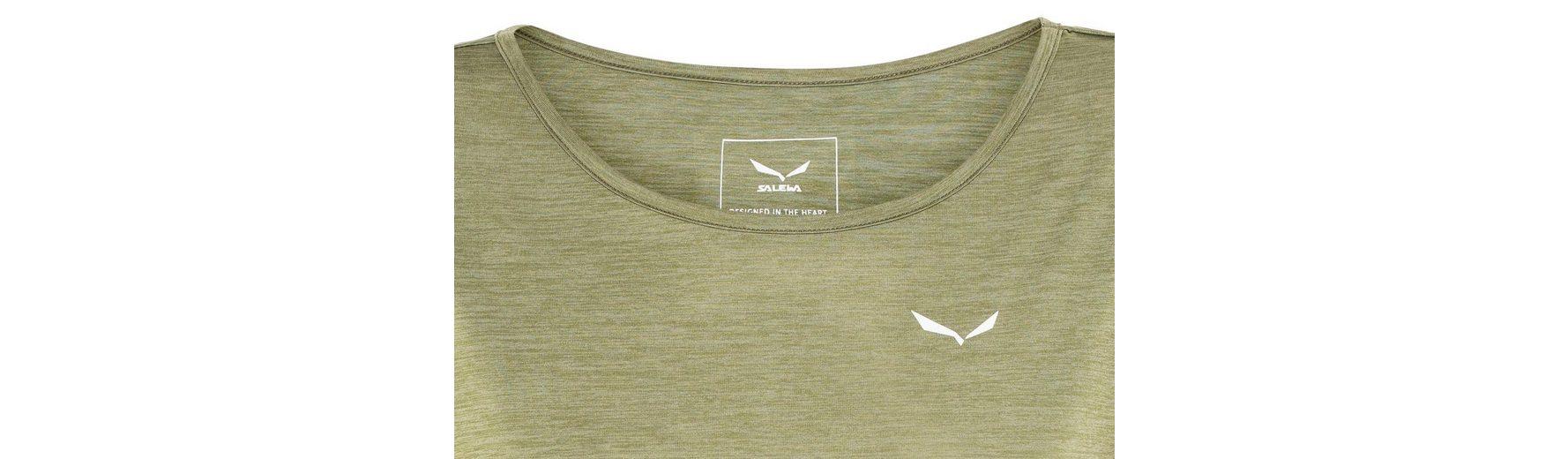 Salewa T-Shirt Puez Melange Dry S/S Tee Women Bester Shop Zum Kauf Günstig Kaufen Amazon Spielraum Günstigsten Preis Billigpreisnachlass Authentisch OYhiDSu2