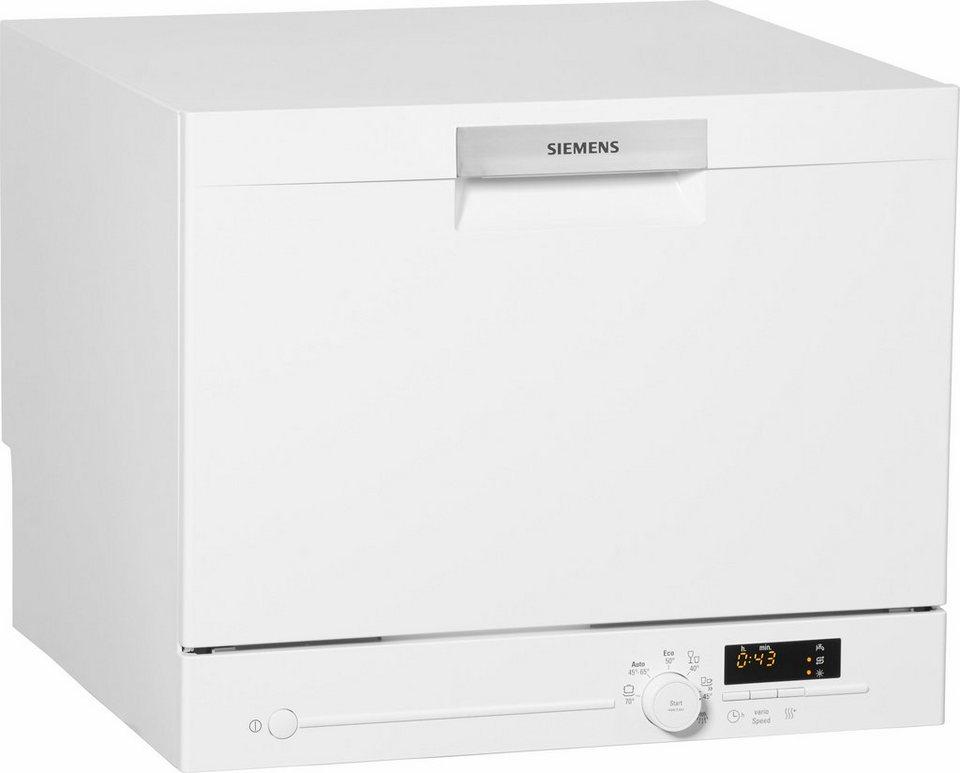 Mini Kühlschrank Otto : Siemens tischgeschirrspüler sk26e221eu 8 l 6 maßgedecke online