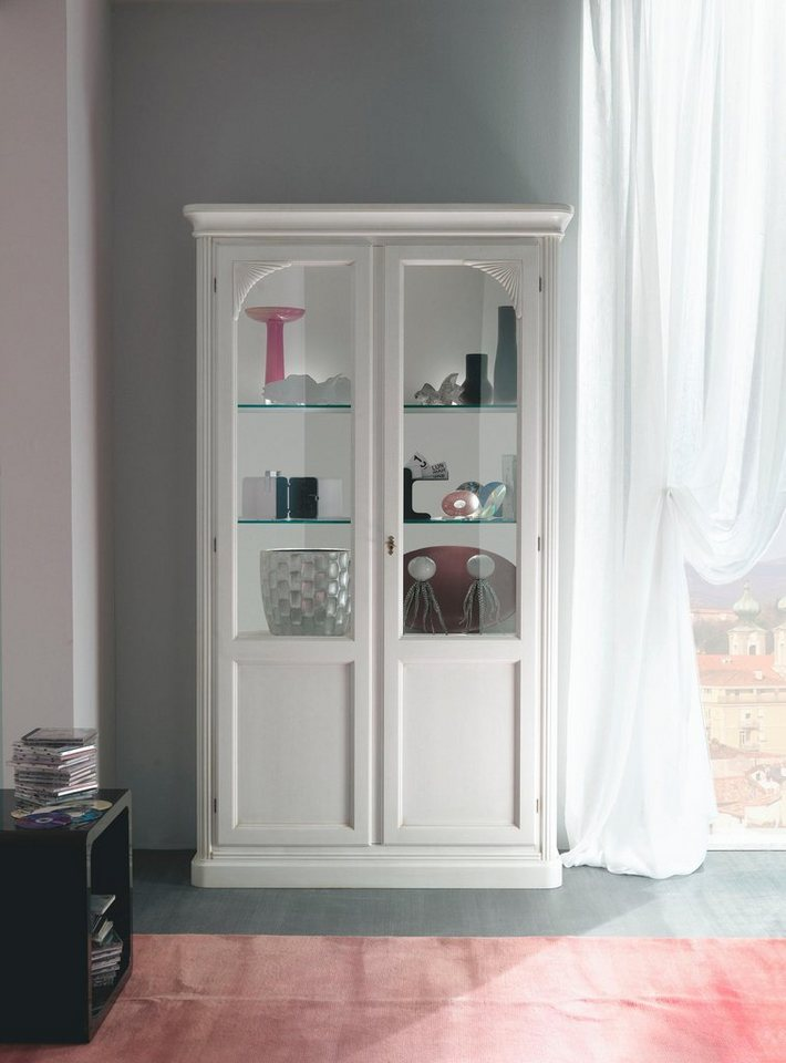 selva vitrine melodia modell e7063 mit beleuchtung online kaufen otto. Black Bedroom Furniture Sets. Home Design Ideas