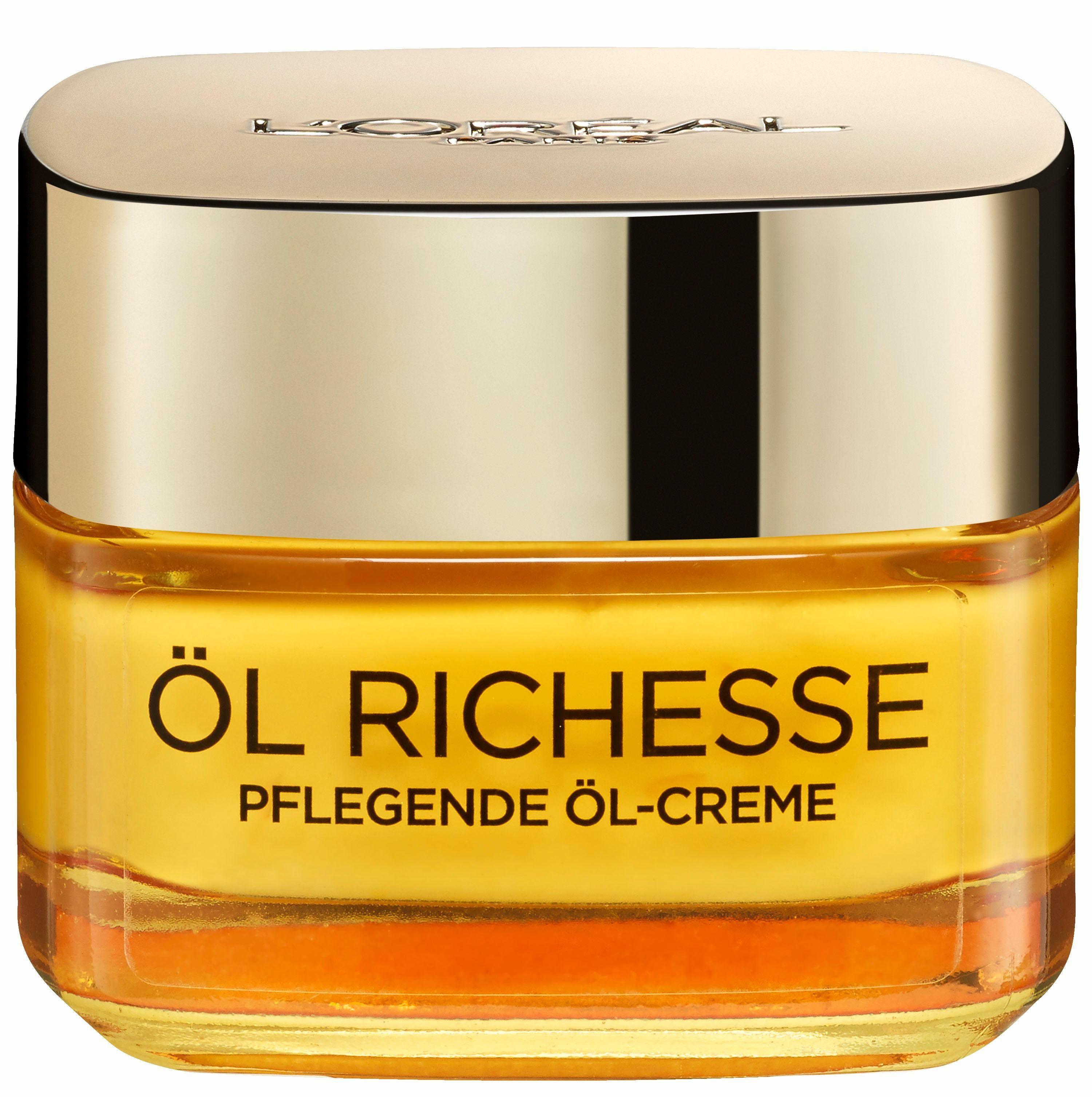 L'Oreal Paris, »Öl Richesse«, Pflegende Öl-Creme
