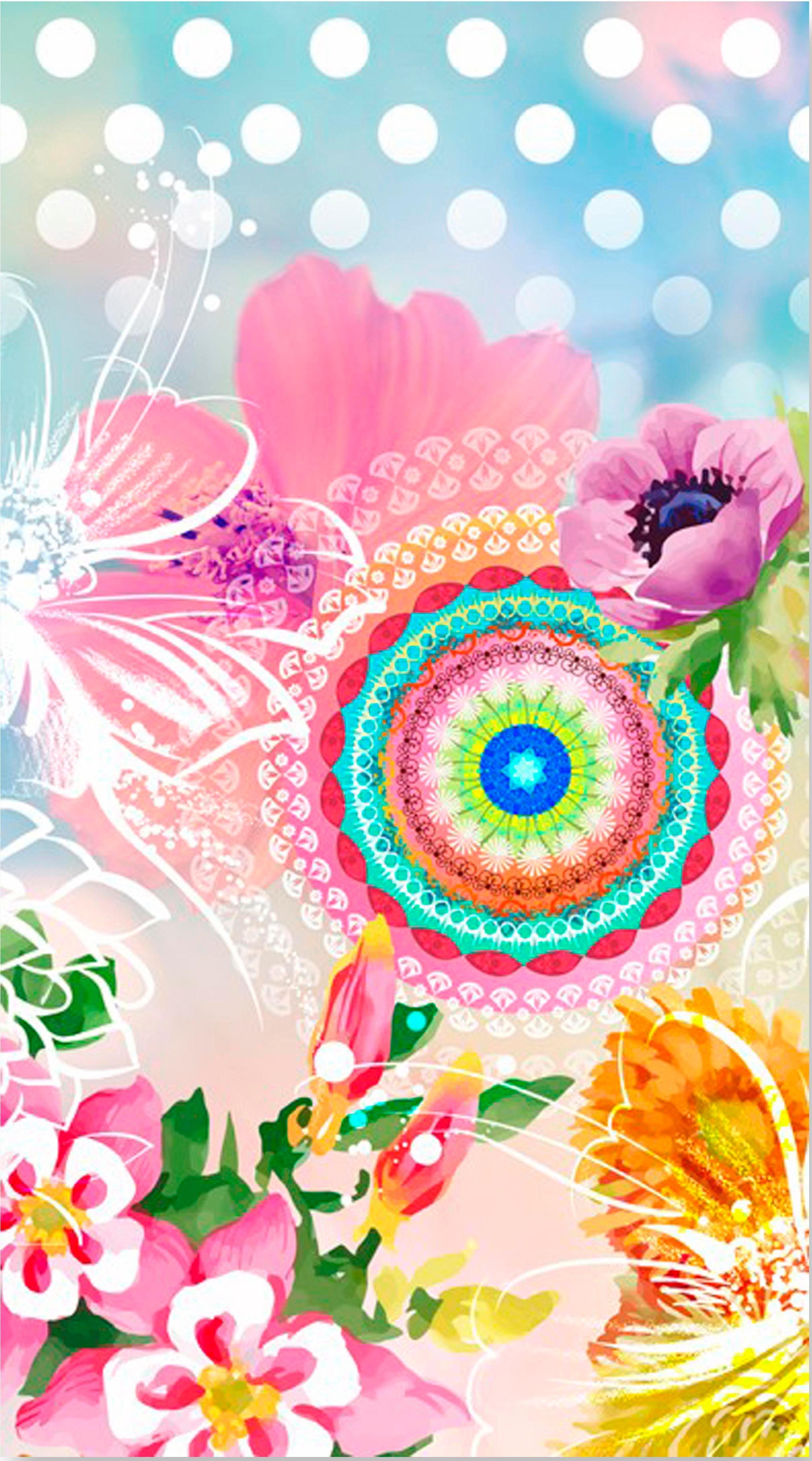 Strandtuch, hip, »Gimari«, in Mandala Design