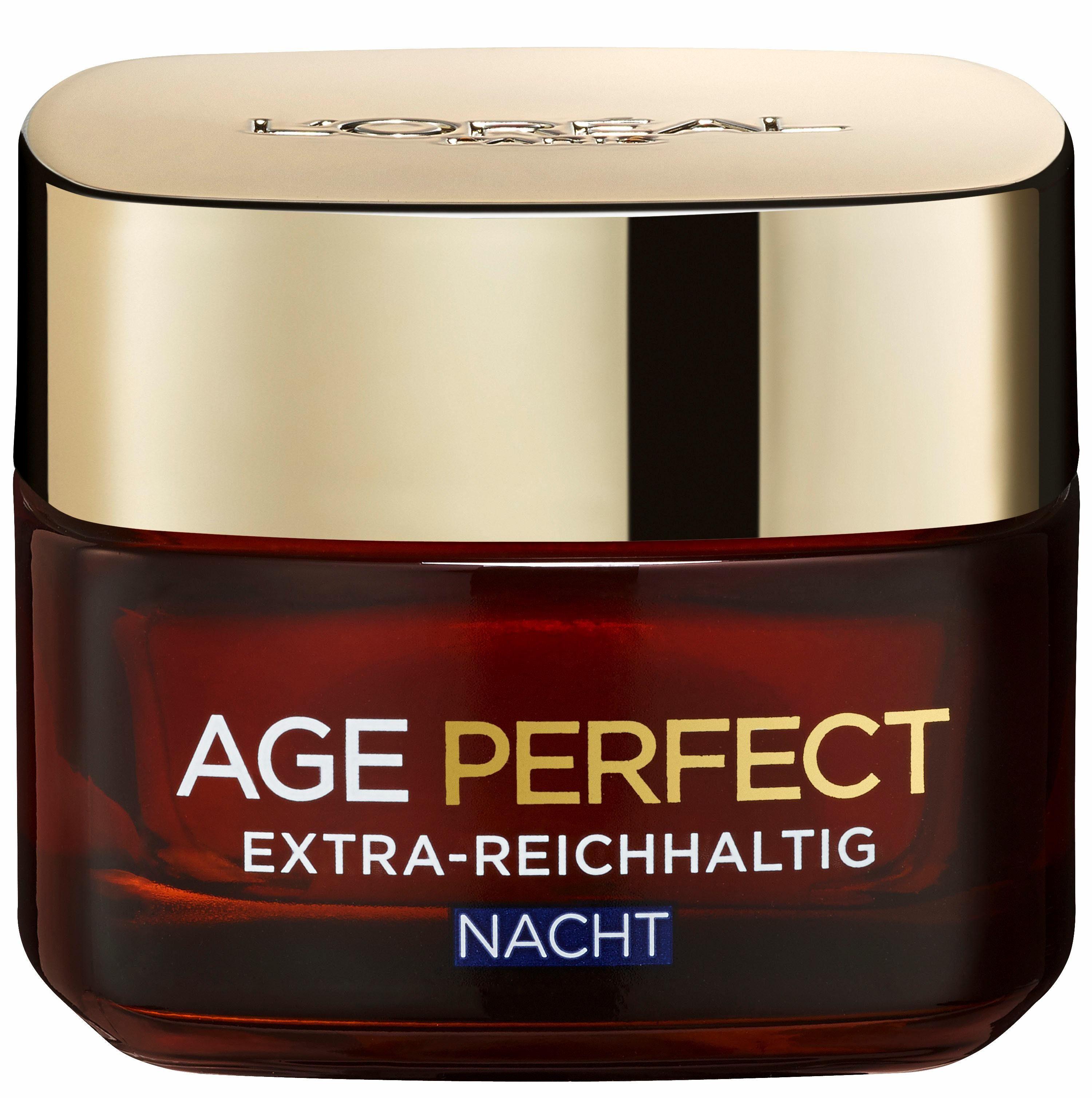 L'Oreal Paris, »Age Perfect Extra-Reichhaltig«, Nachtpflege