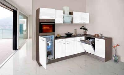 l-küchen online kaufen » winkelküchen & eckküche | otto - Küche In L Form