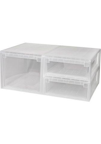 KREHER Ящик для хранения »1x 50 Liter 2...