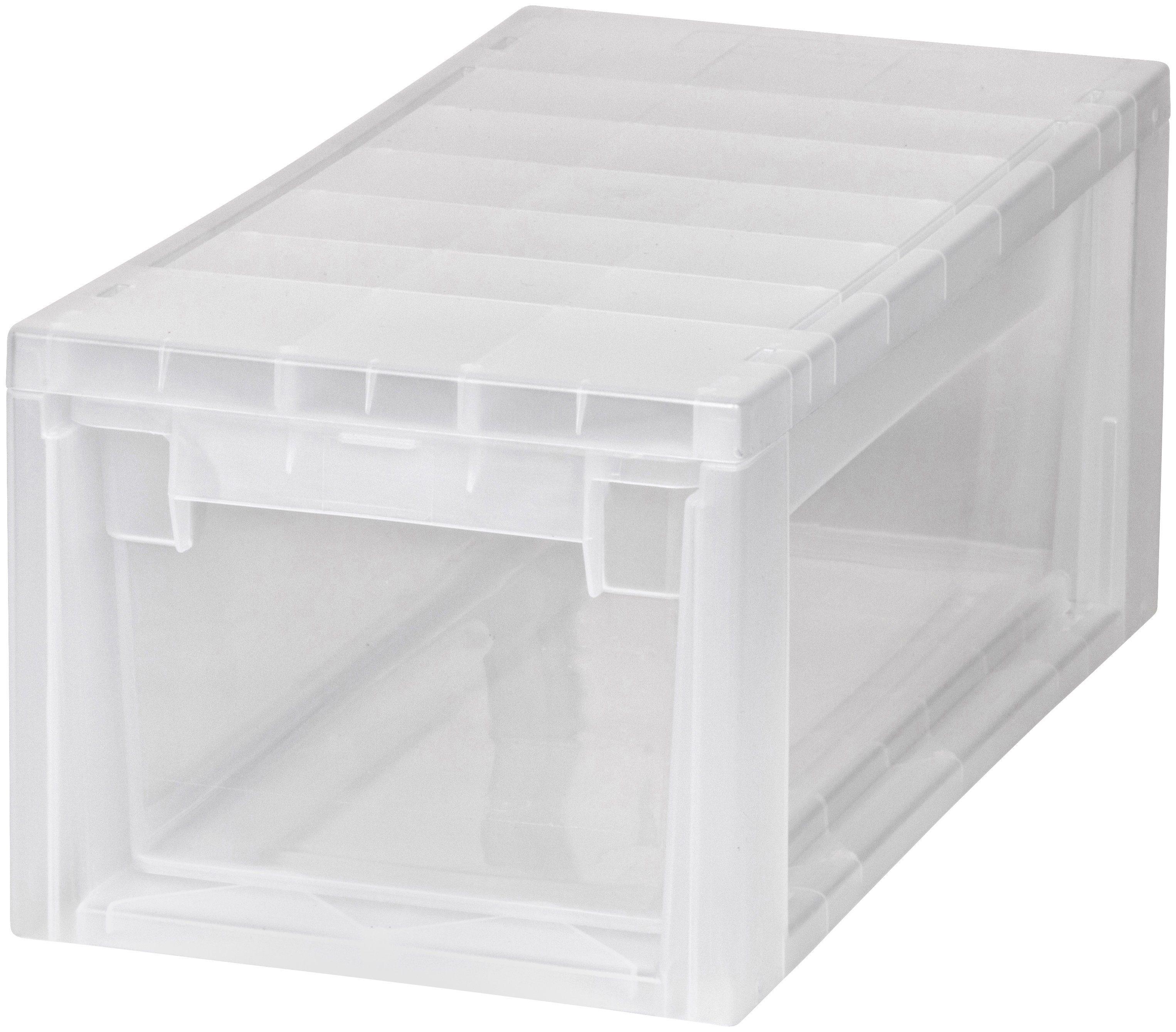 KREHER Aufbewahrungsbox »7 Liter, mit Schublade«