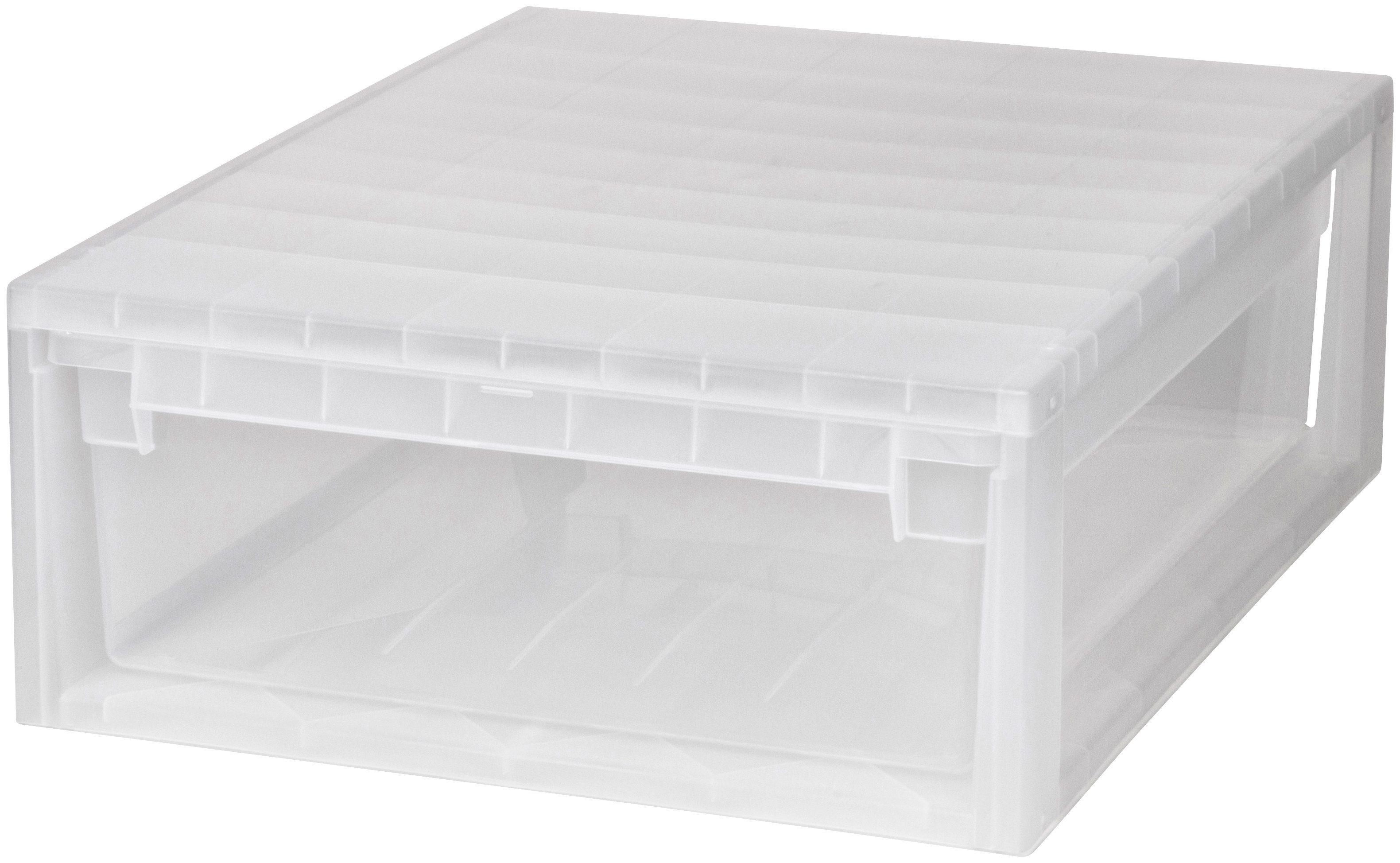 KREHER Aufbewahrungsbox »22 Liter, mit Schublade«