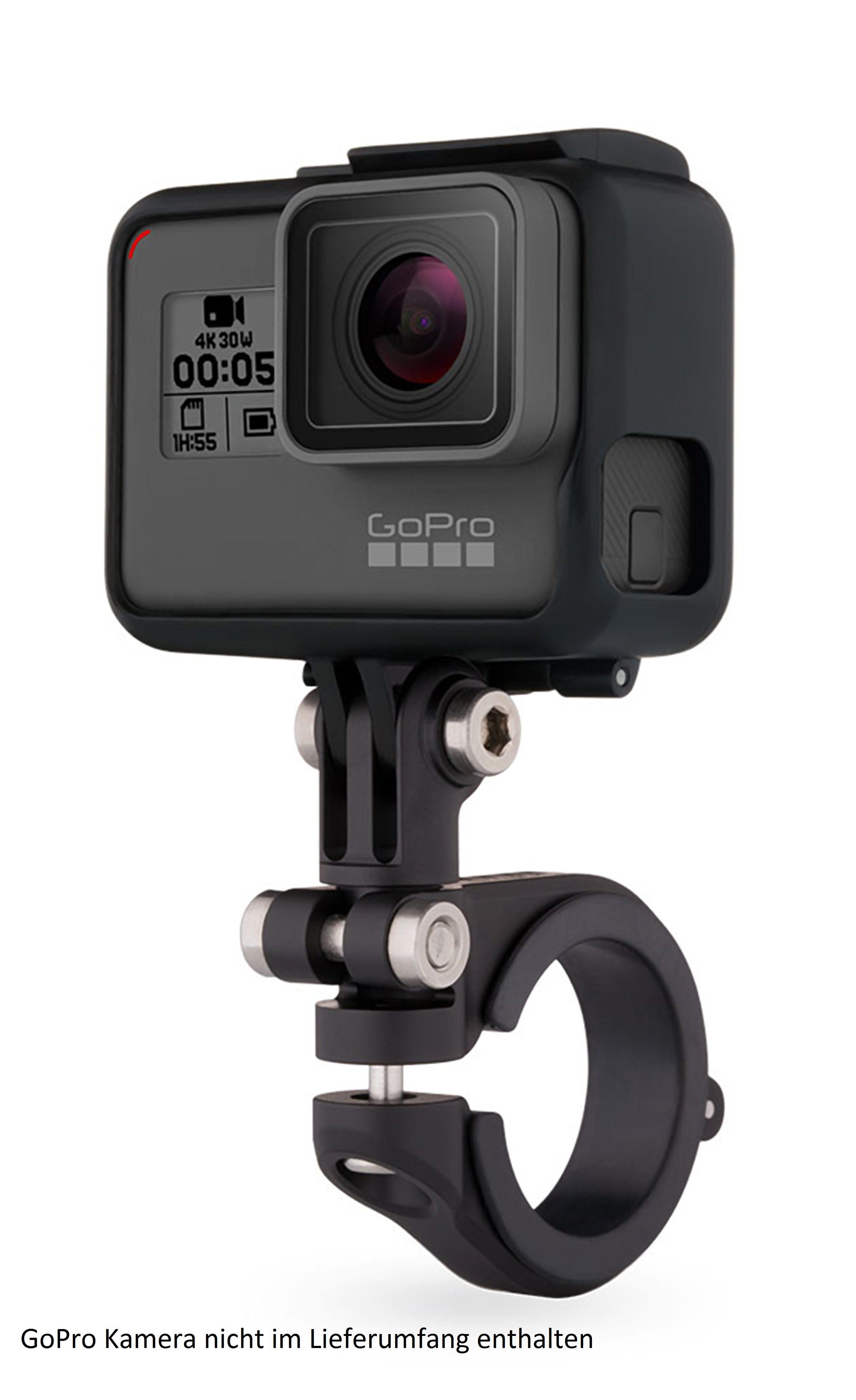 "GoPro Halterung ""Pro Handlebar/Seatpost/Pole Mount"" »AMHSM-001«"