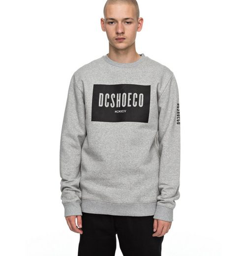 DC Shoes Sweatshirt Squareside