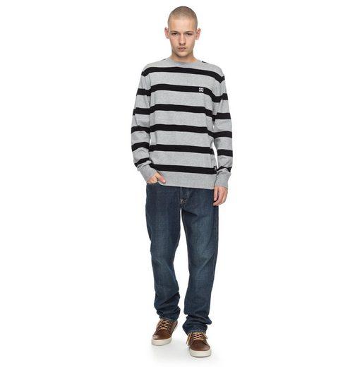 DC Shoes Pullover Sabotage Stripe