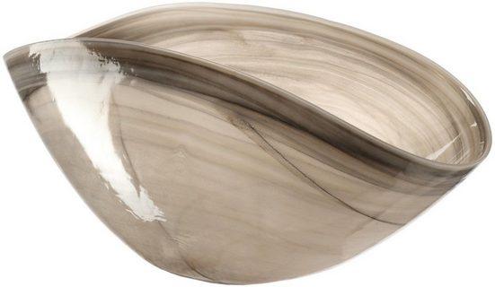 LEONARDO Schale »Alabastro«, Glas, handgemacht, jedes Stück ein Unikat