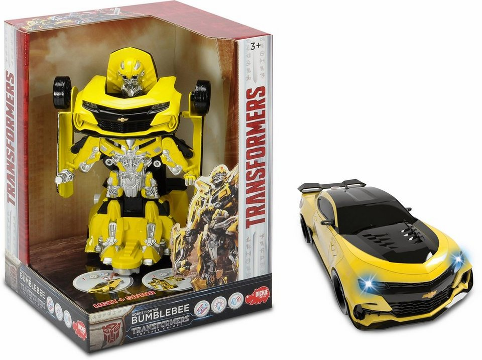 Dickie toys transformers autobot m robot fighter