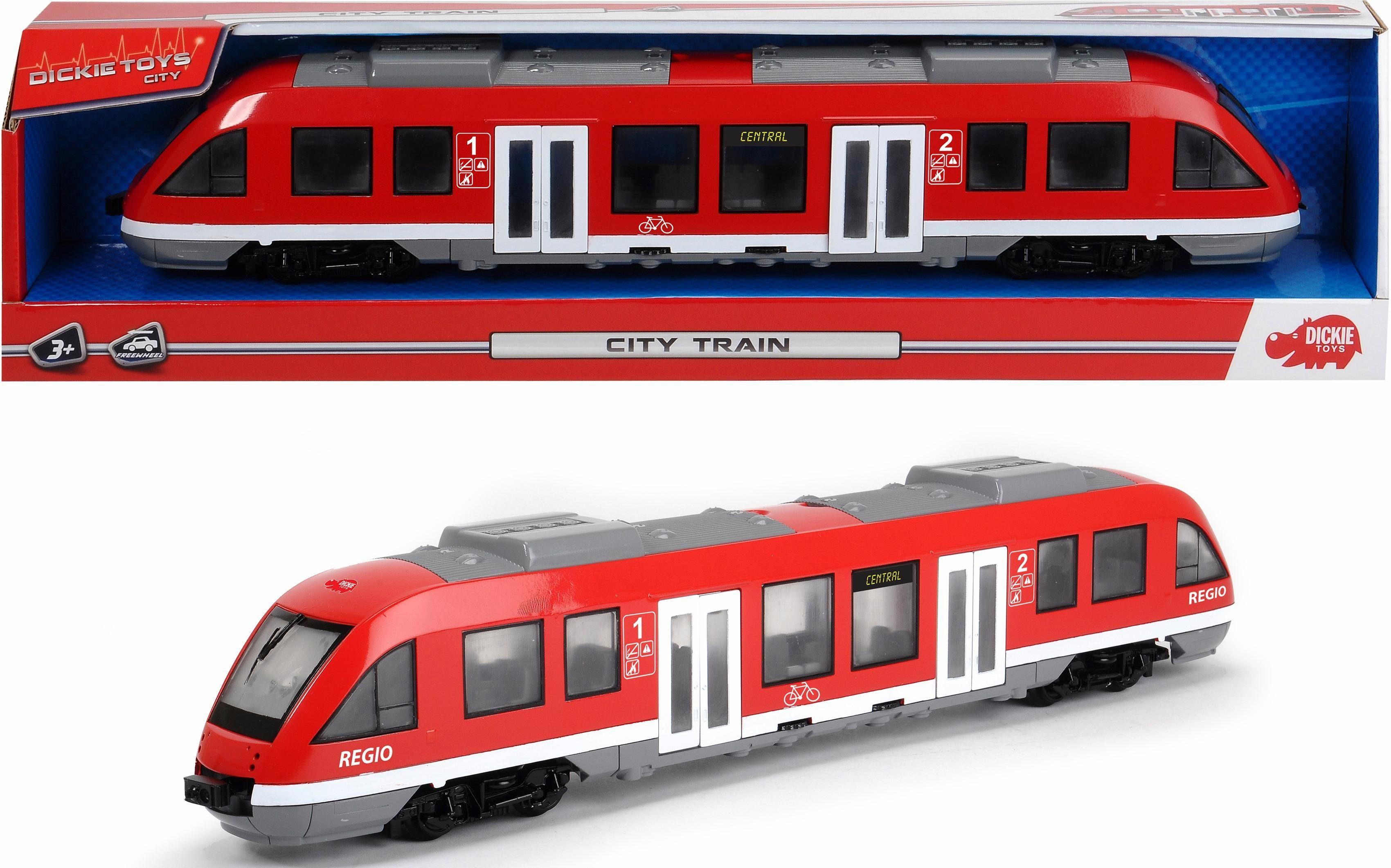 Dickie Toys Spielzeug Zug, »City Train«