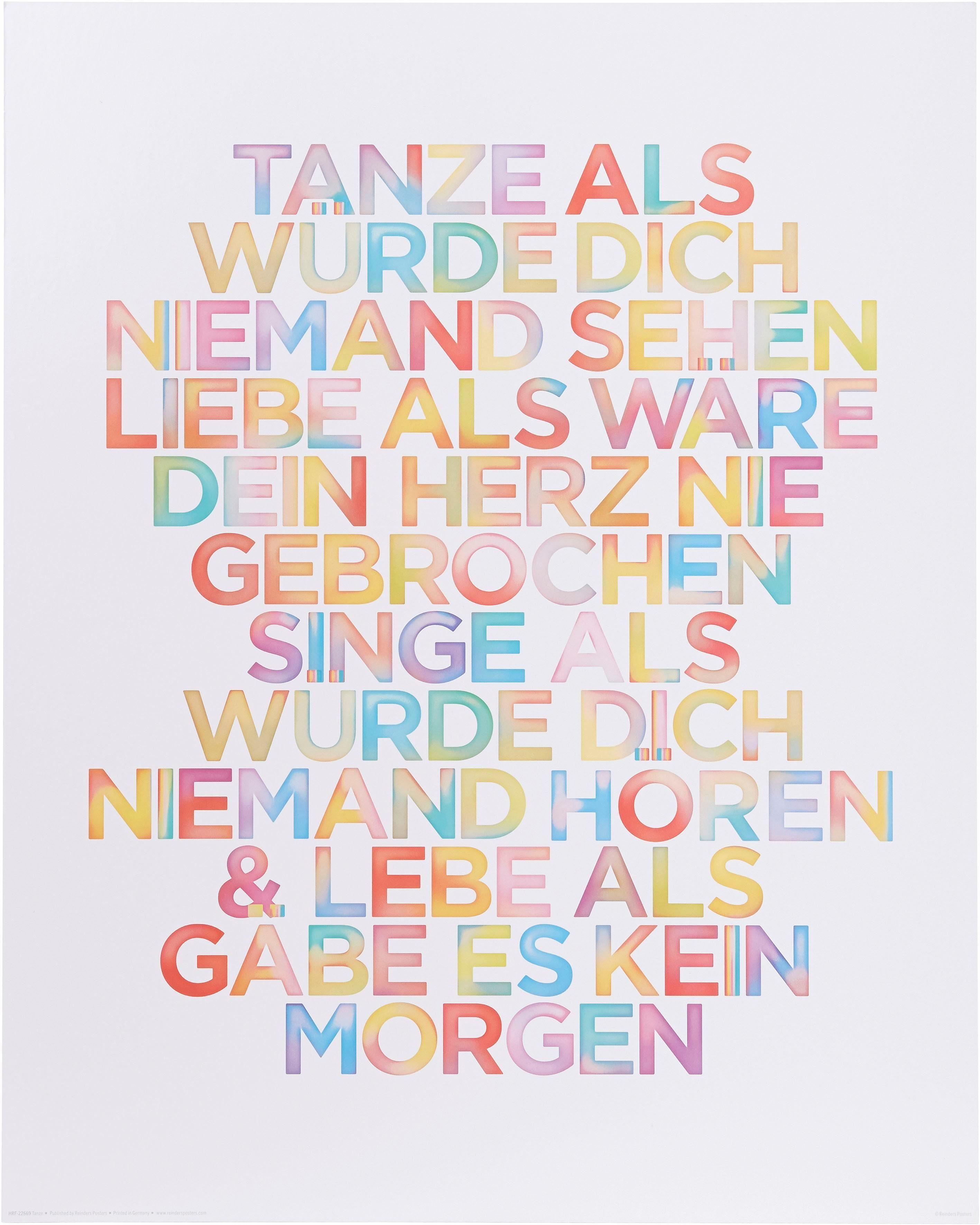 Home affaire Bild »Tanze…«, Auto
