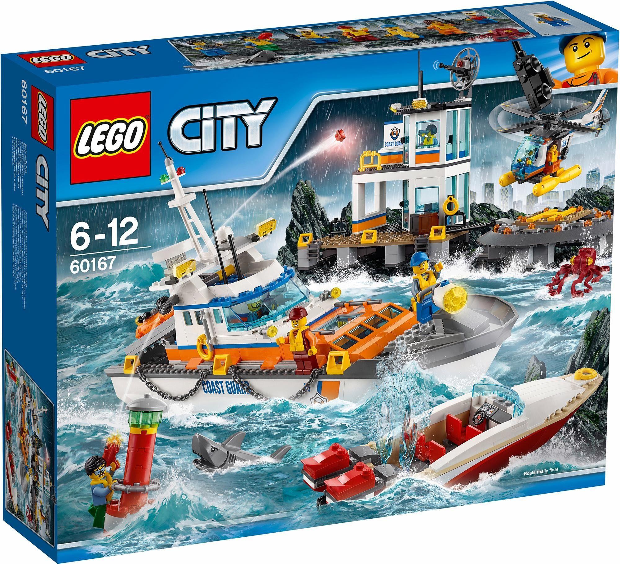 LEGO® Küstenwachzentrum (60167), »LEGO® City«