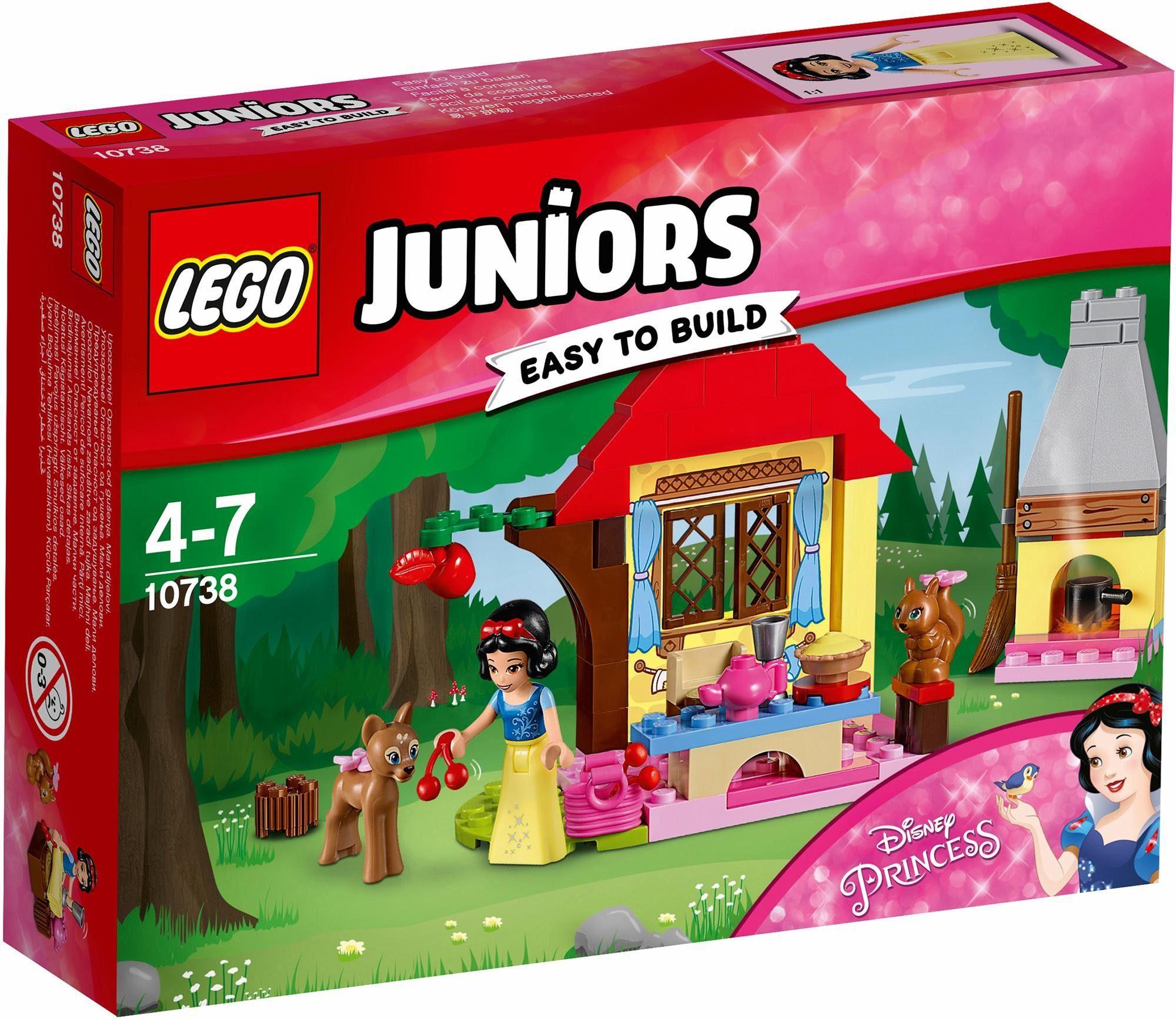 LEGO® Schneewittchens Waldhütte (10738), »LEGO® Juniors«