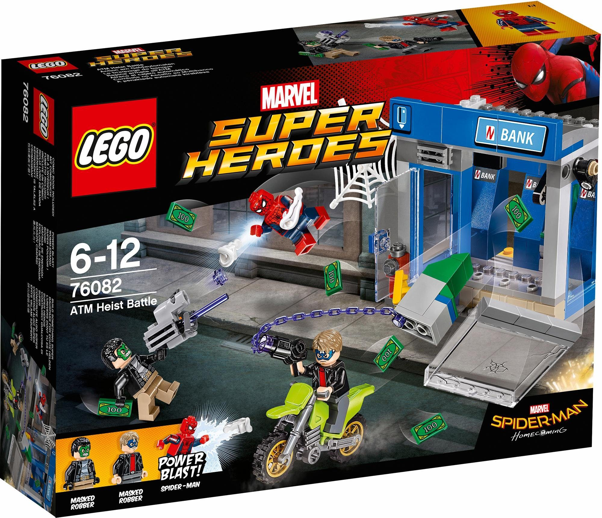 LEGO® Action am Geldautomaten (76082), »LEGO® Marvel Super Heroes«