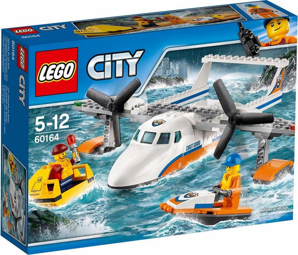 Lego Rettungsflugzeug 60164 Lego City Otto
