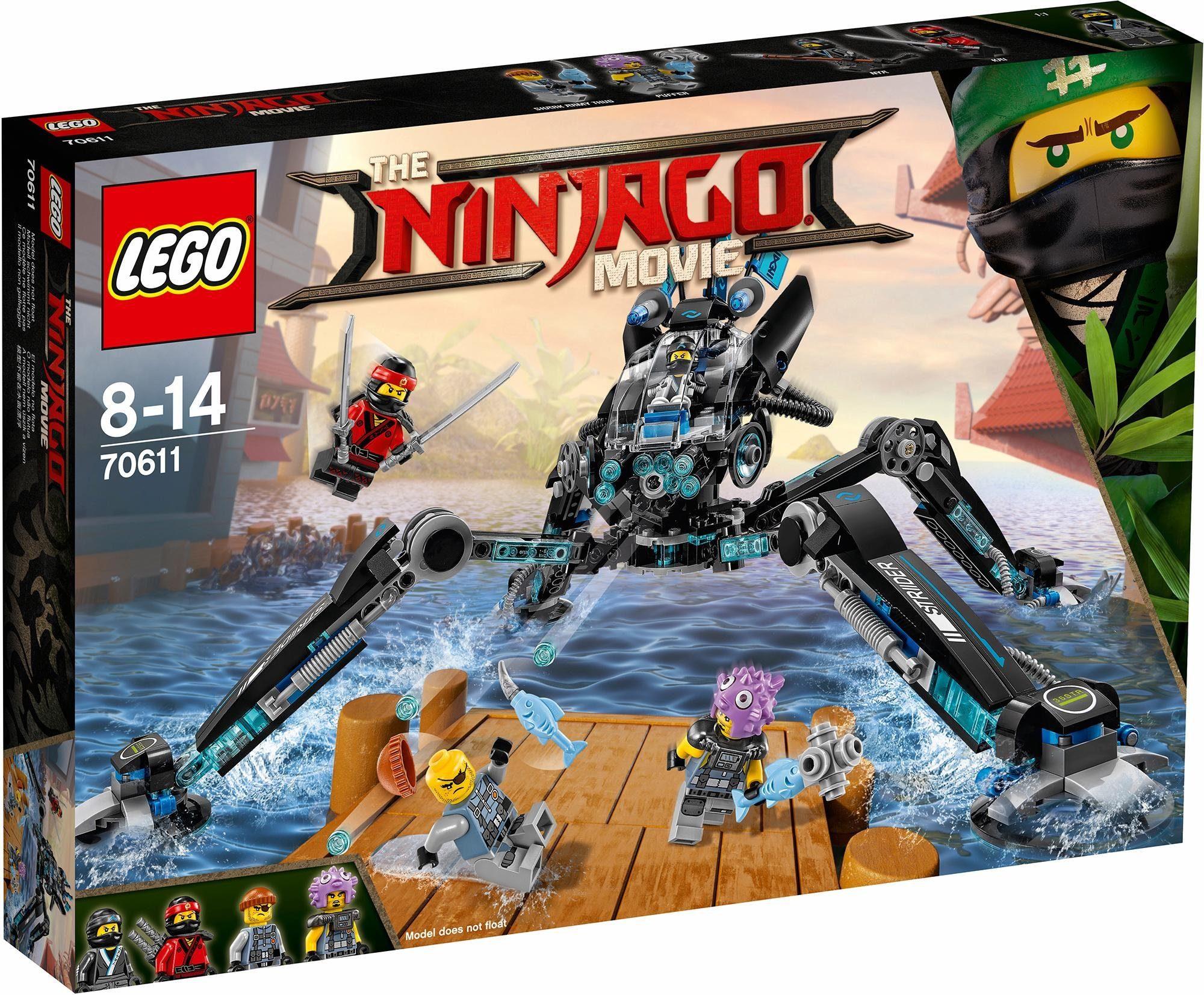 LEGO® Nya's Wasser-Walker (70611), »LEGO® NINJAGO®«