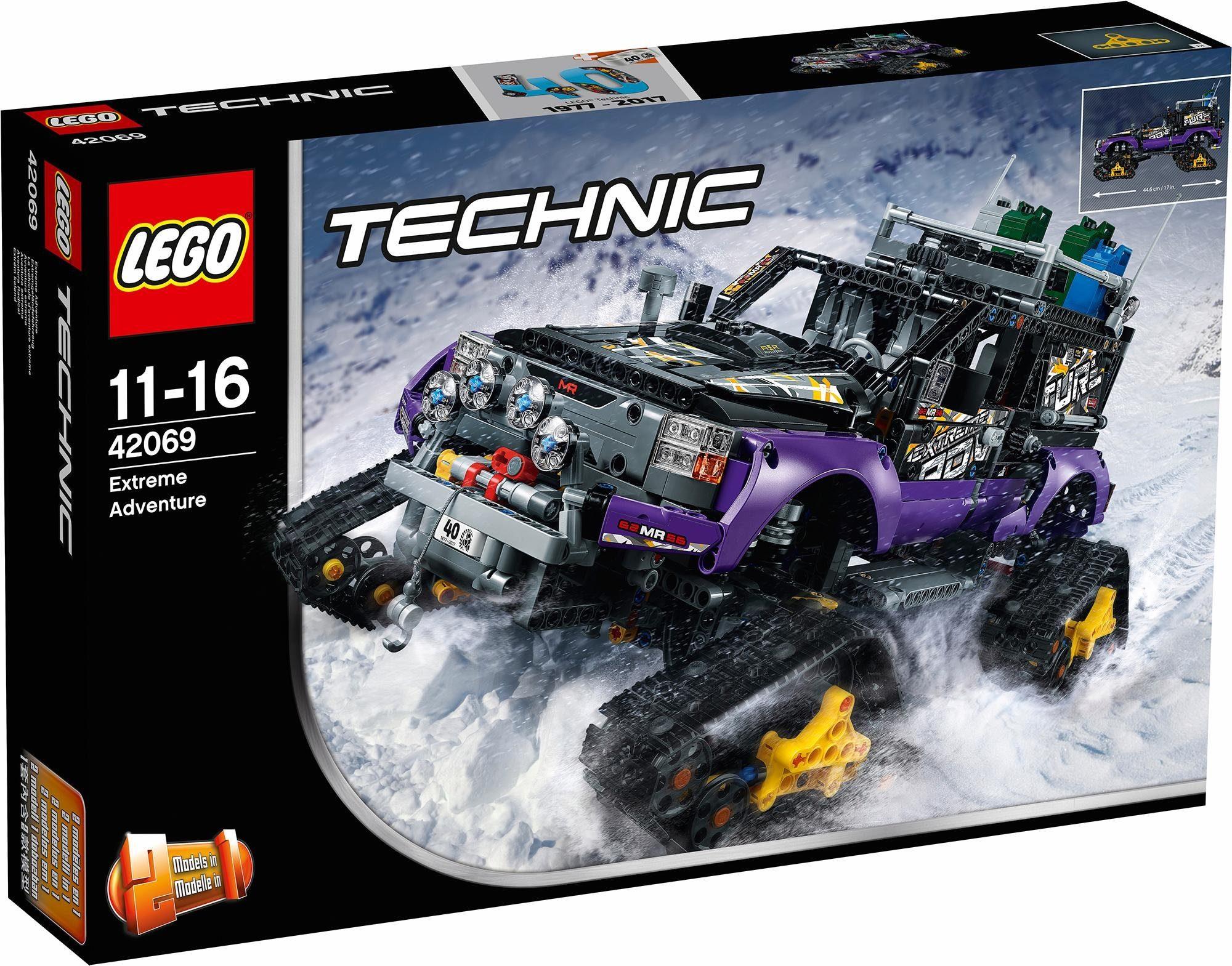 LEGO® Extremgeländefahrzeug (42069), »LEGO® Technic«