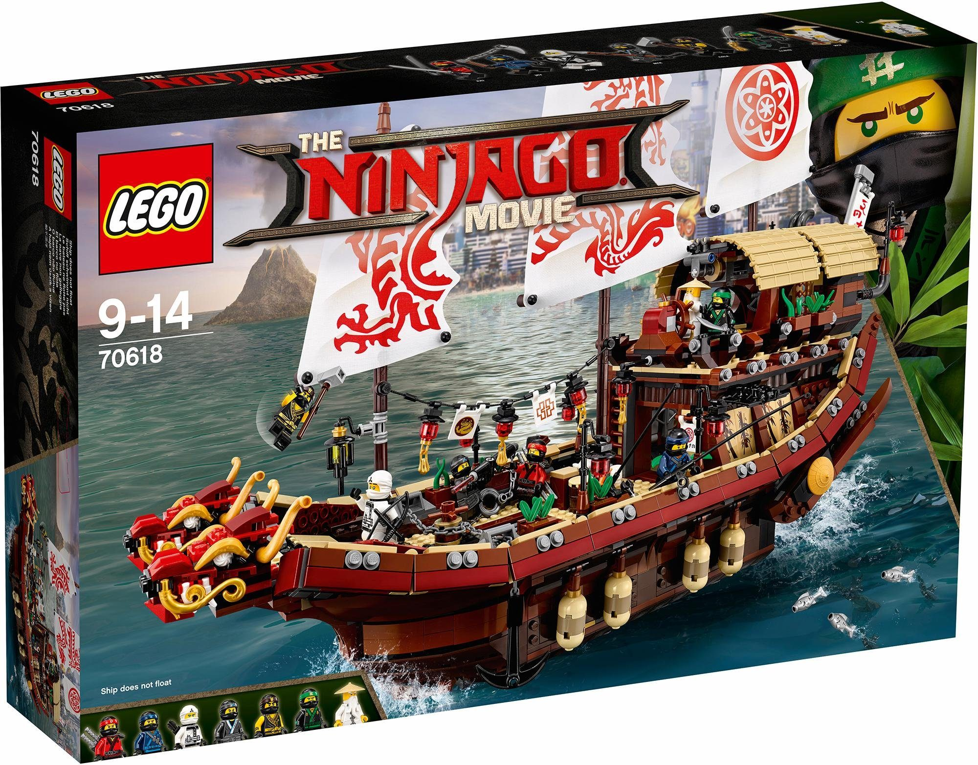 LEGO® Ninja-Flugsegler (70618), »LEGO® NINJAGO™«