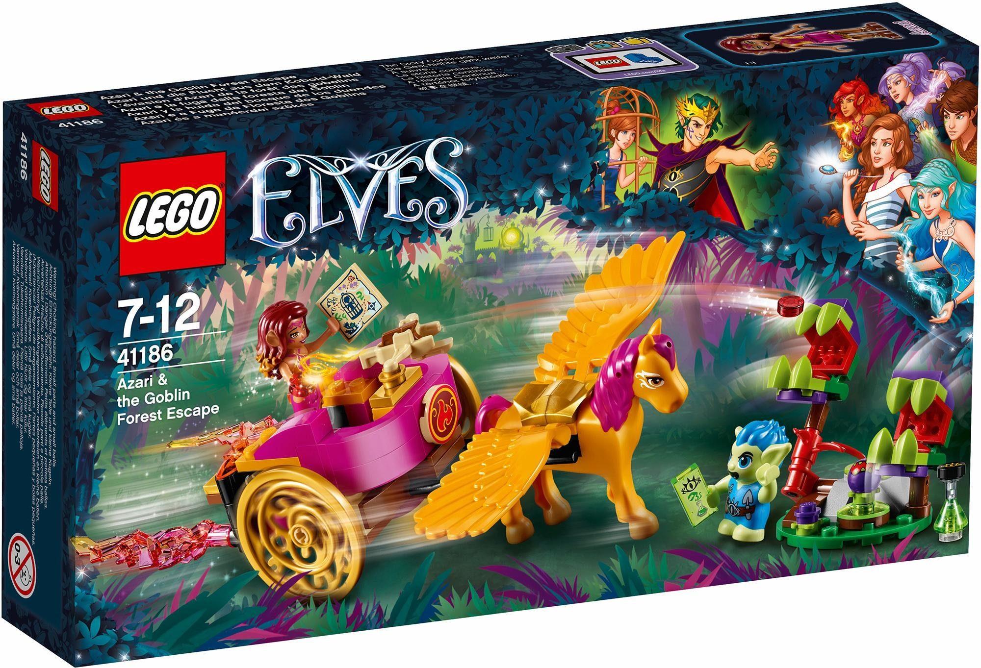 LEGO® Azari und die Flucht aus dem Kobold-Wald (41186), »LEGO® Elves«