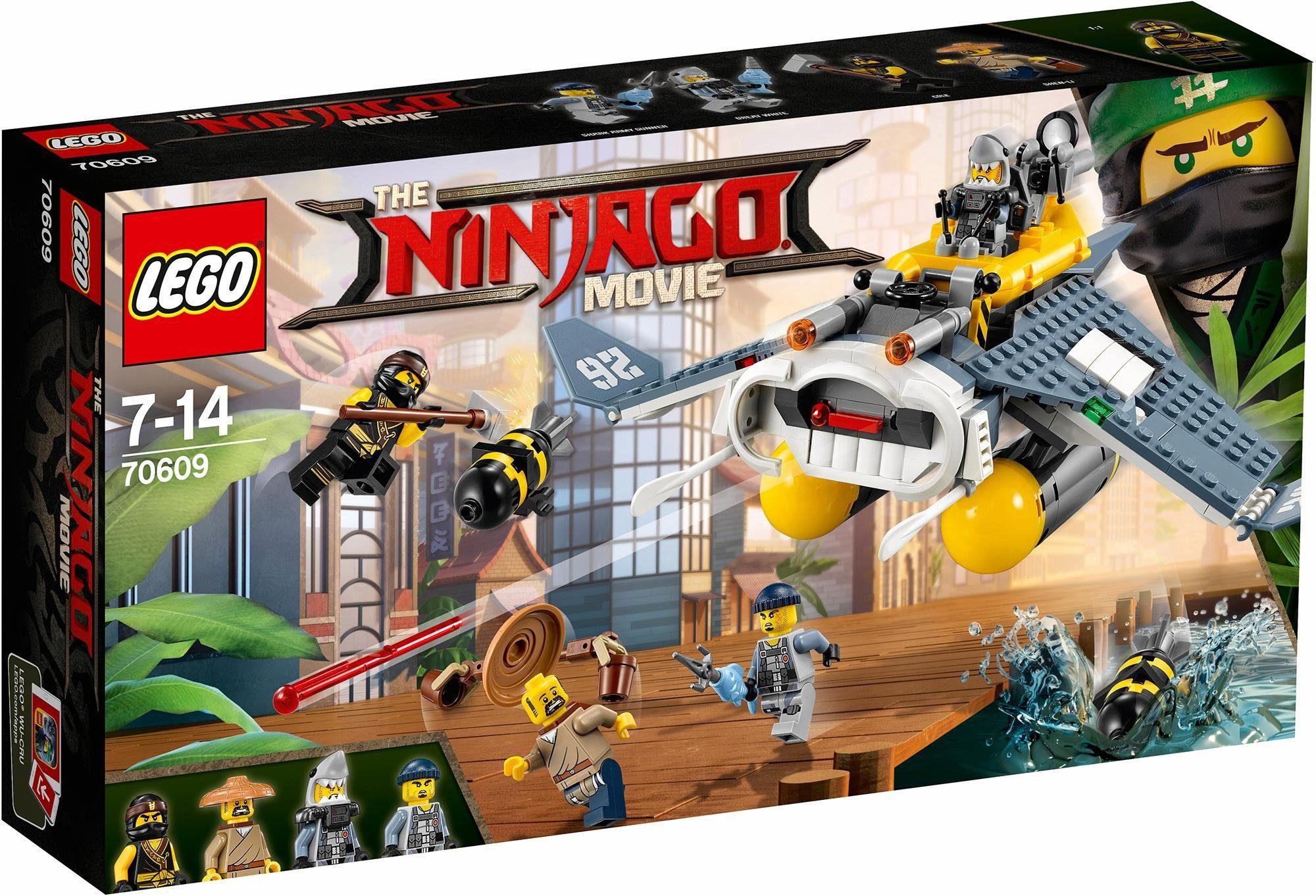 LEGO® Mantarochen-Flieger (70609), »LEGO® NINJAGO®«