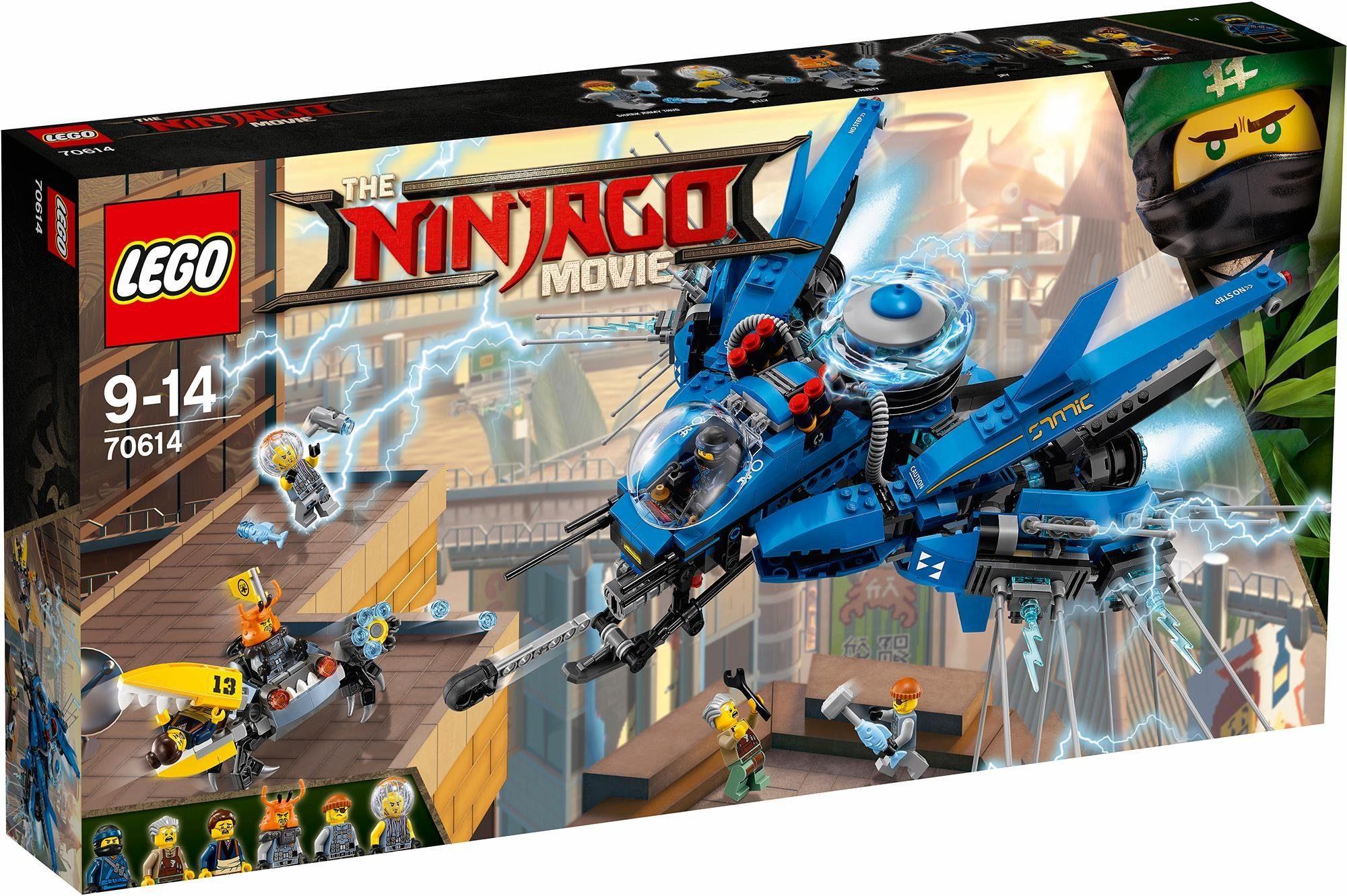 LEGO® Jay's Jet-Blitz (70614), »LEGO® NINJAGO®«