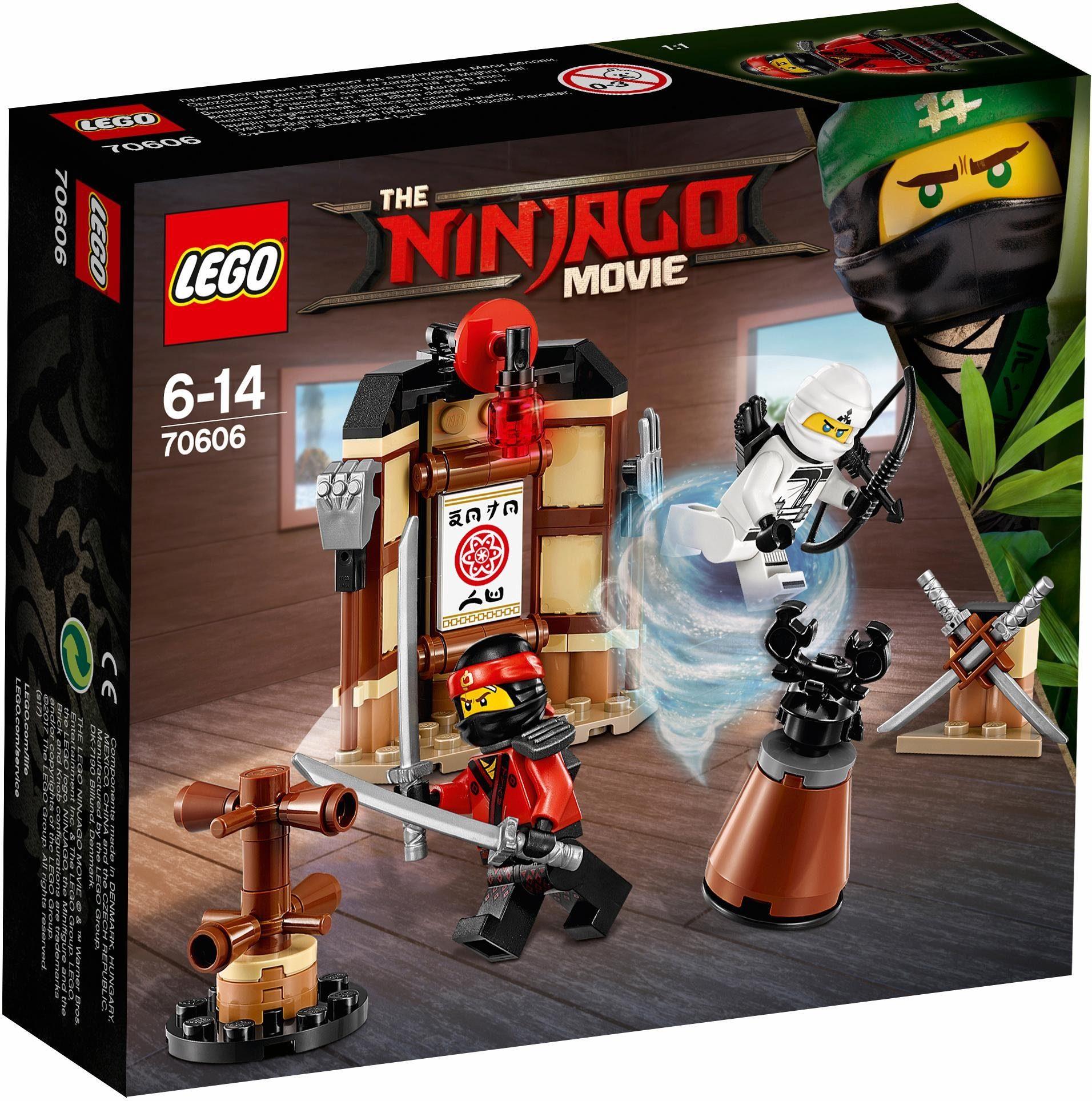 LEGO® Spinjitzu-Training (70606), »LEGO® NINJAGO®«