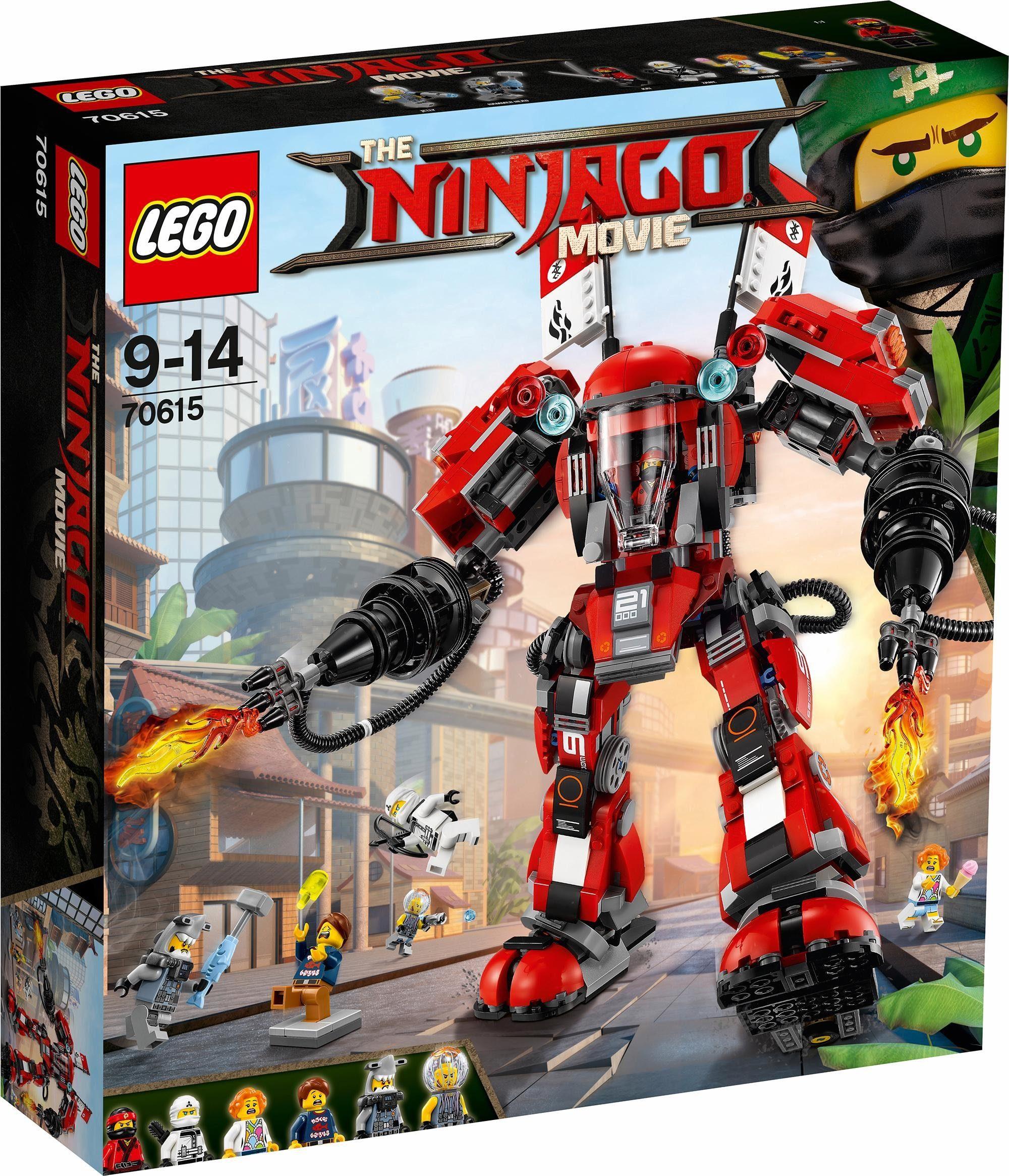 LEGO® Kai's Feuer-Mech (70615), »LEGO® NINJAGO®«