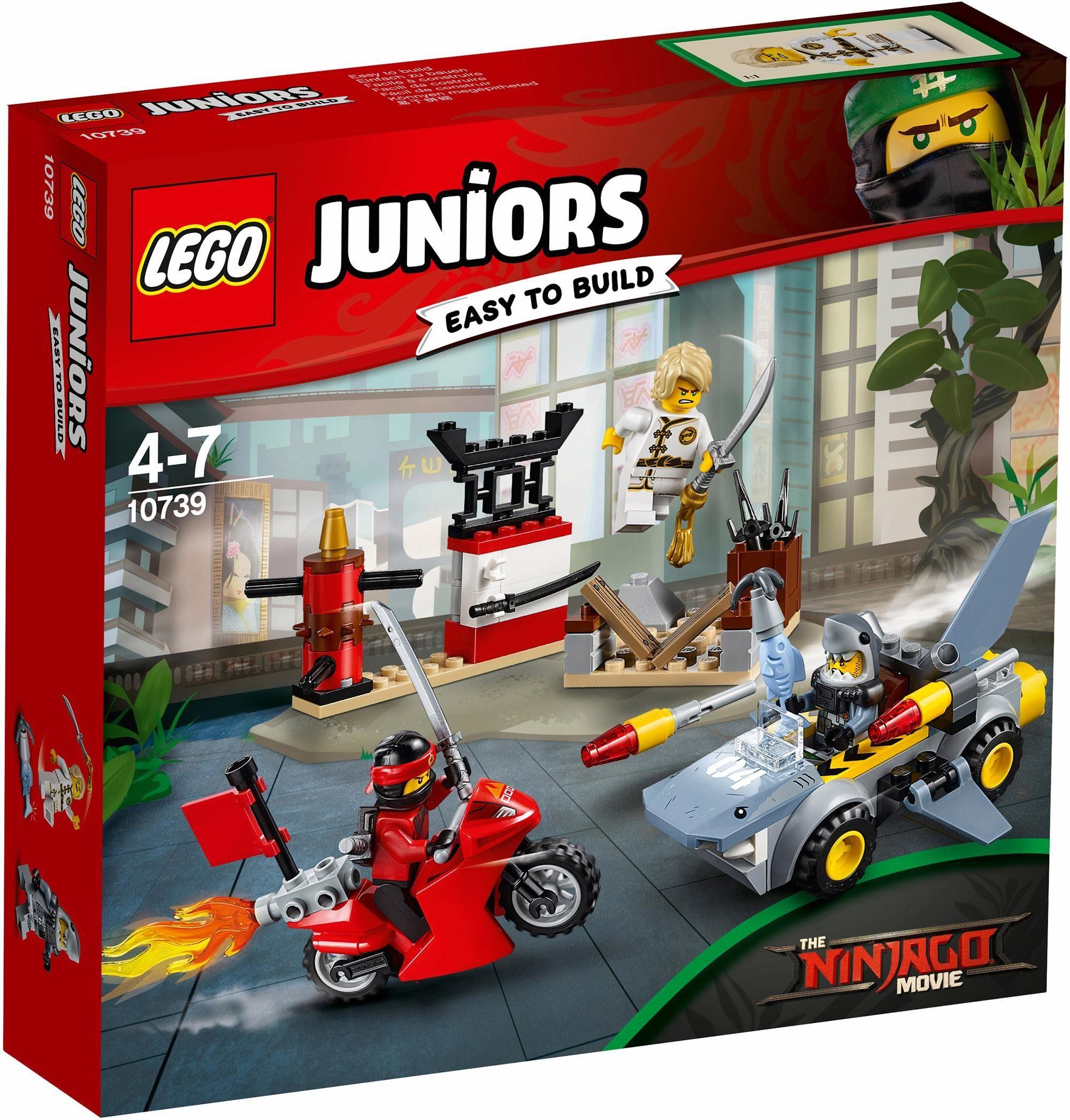 LEGO® Haiangriff (10739), »LEGO® Juniors«