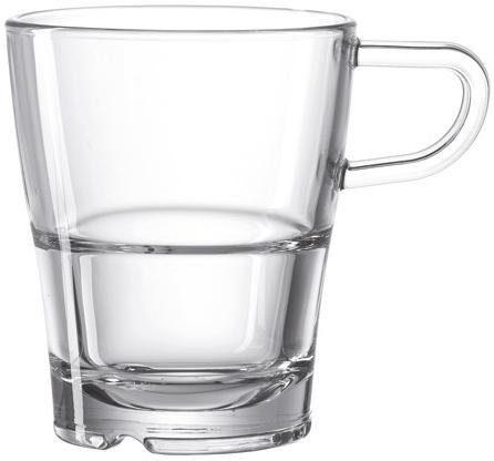 LEONARDO Tasse »SENSO« (6 Stück), Hitzebeständig und widerstandsfähig