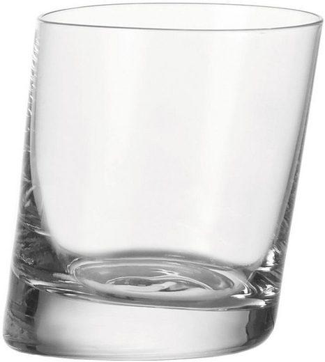 LEONARDO Glas »PISA«, Glas, 6-teilig