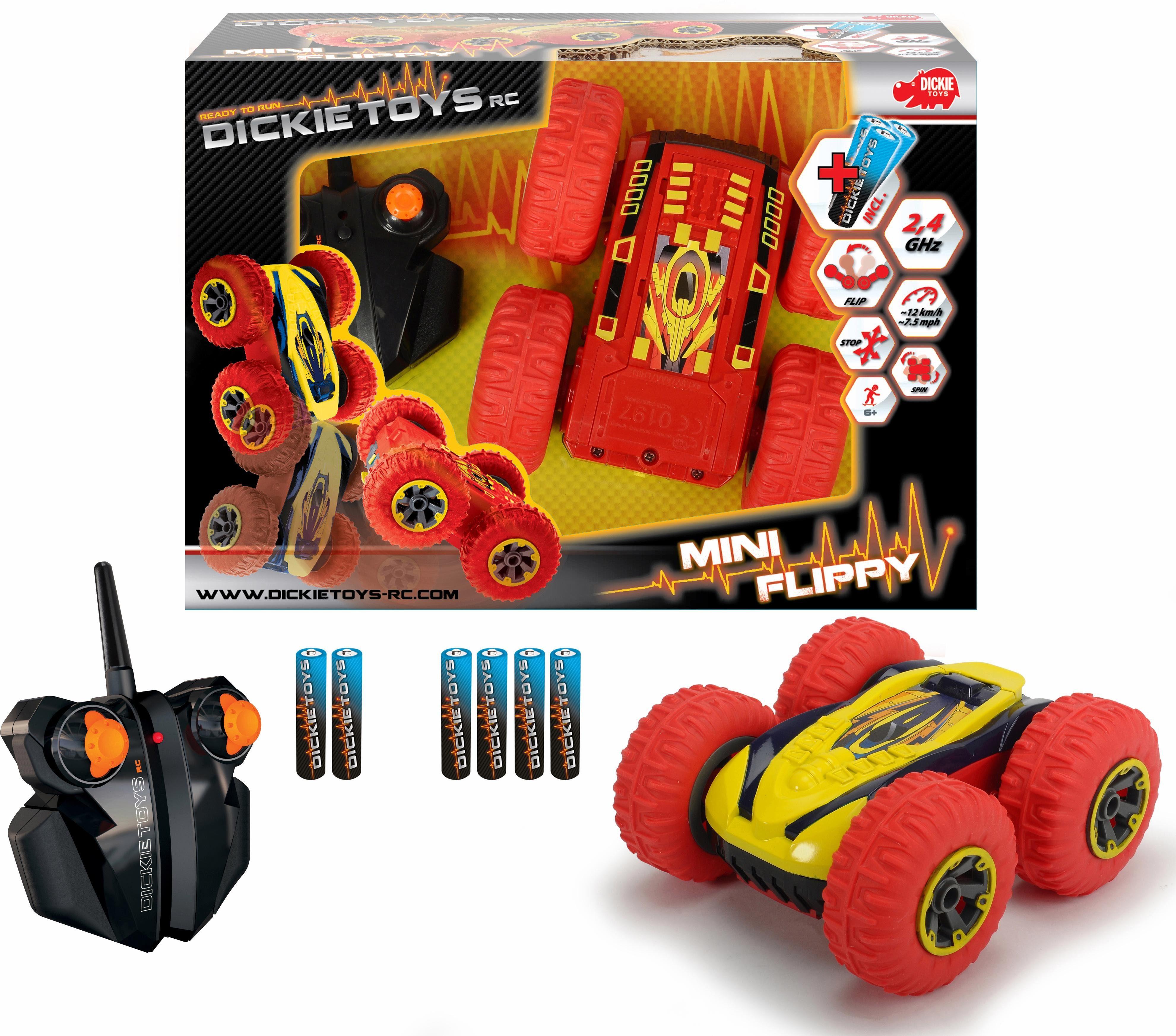 Dickie Toys RC Komplettset, »RC Mini Flippy«