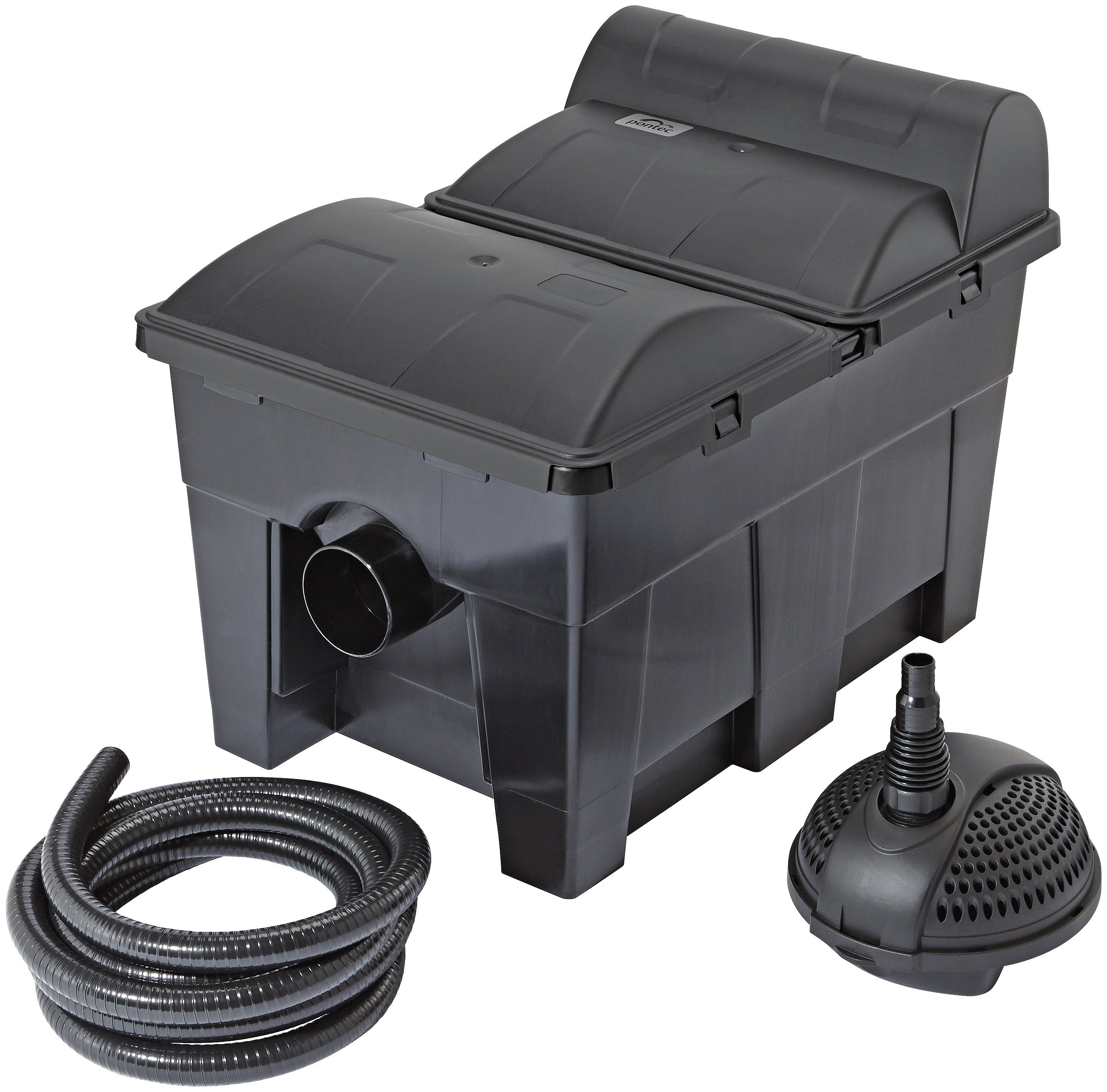 PONTEC Teichfilter »MultiClear Set 15000«, für Teiche bis 15 m³