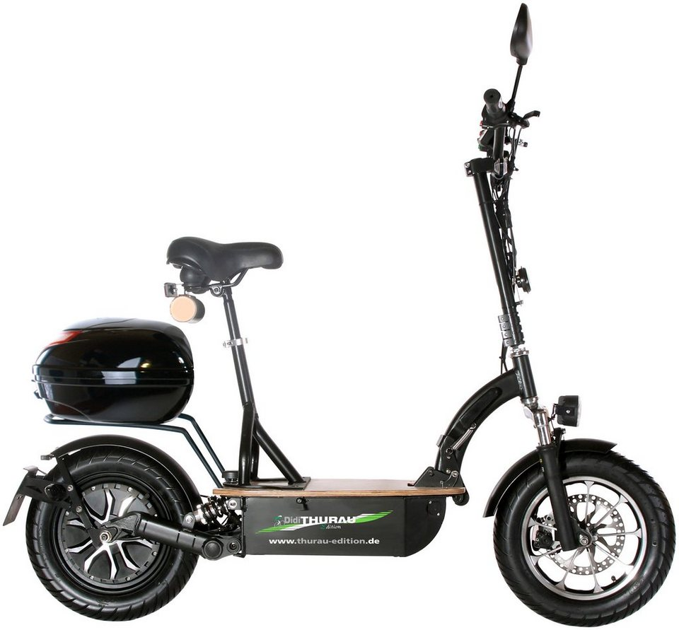 didi thurau e scooter eco tourer safety plus rs 20 km h. Black Bedroom Furniture Sets. Home Design Ideas