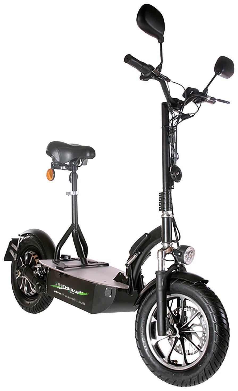 DIDI THURAU E-Scooter »Eco-Tourer Basic EXC RSP«, 45 km/h, Inkl. Rundum-Sorglos-Paket